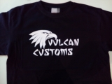 Vulcan Customs Pullover